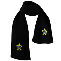 Rock Choir Black Scarf